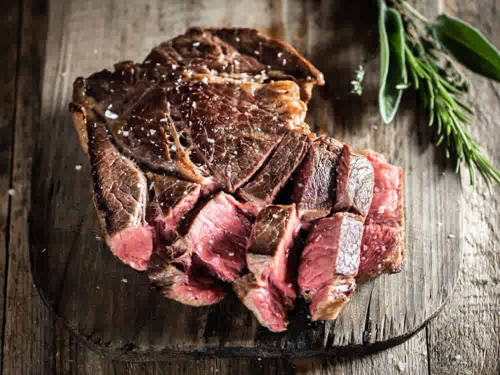 LeJean Chuck Eye Steak Black Angus