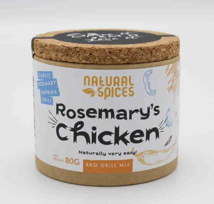 Natural Spices Rosemary's Chicken