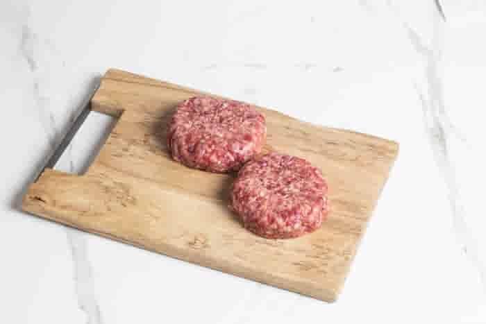 LeJean Iers Dry Aged Beef Burger
