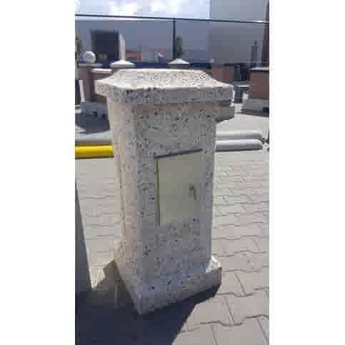 Betonnen brievenbus Gerco Silex