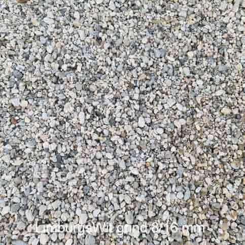 Limburgs wit grind 8/16 mm 20 kg zak