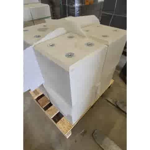 Betonpoeren 30x30x30cm grijs M16