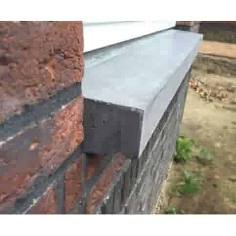 Raamdorpels beton 15,5x11/5 cm